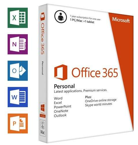 Microsoft Office 356 Personal
