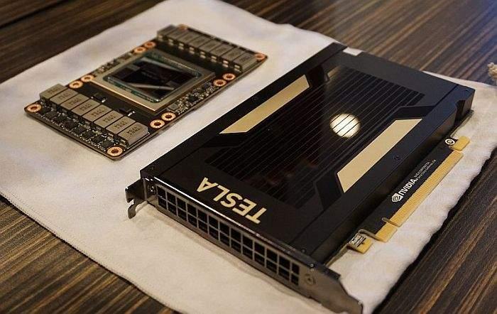 Nvidia Tesla V100