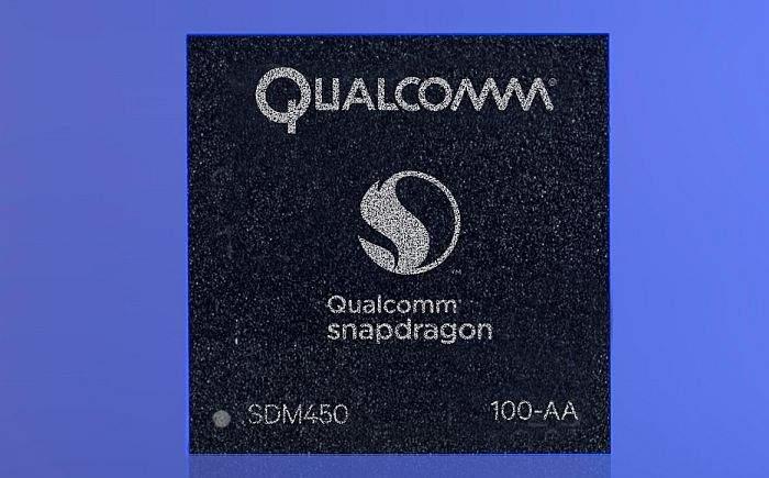 Qualcomm Snapdragon 450 Mobile