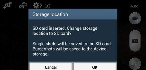Samsung Galaxy J3 (2016) spremanje slike