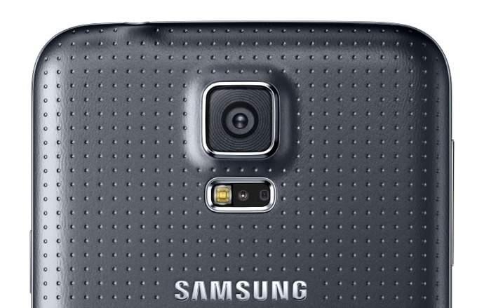 Samsung Galaxy S5 kamera