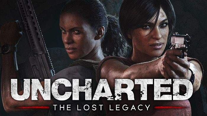 Uncharted The Lost Legacy
