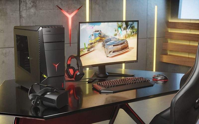 VR-ready Lenovo Legion Y920 Tower