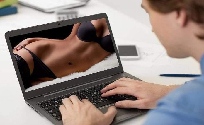 gledanje pornografije