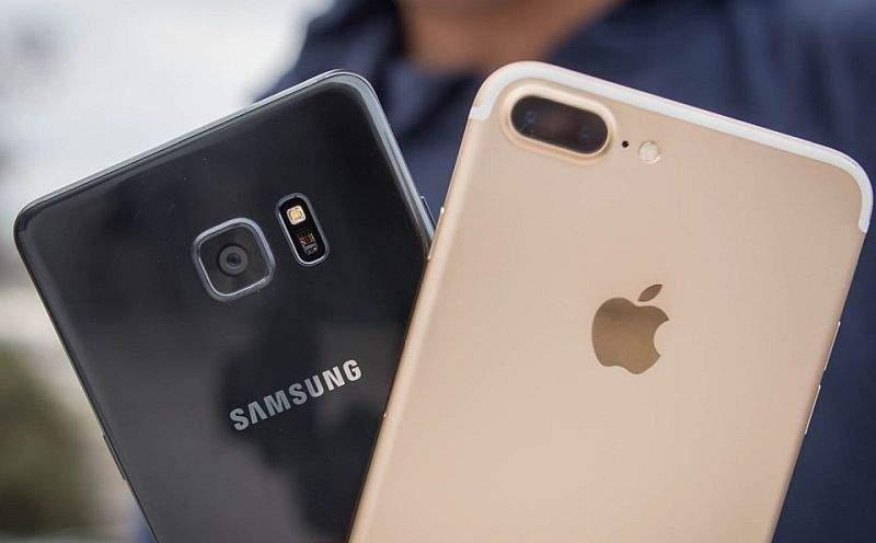 iphone ILI samsung-galaxy
