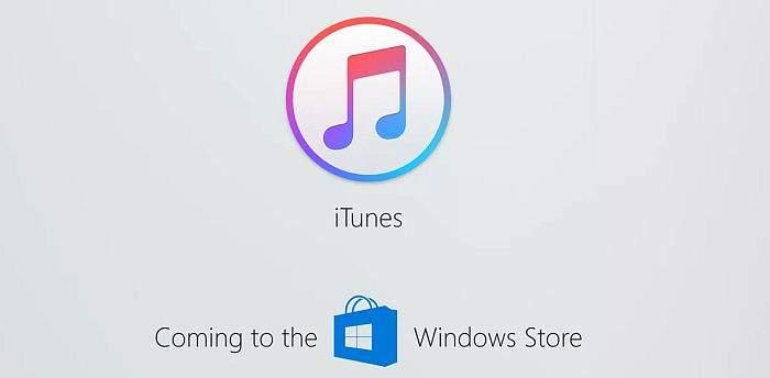 itunes i apple music na windows trgovini