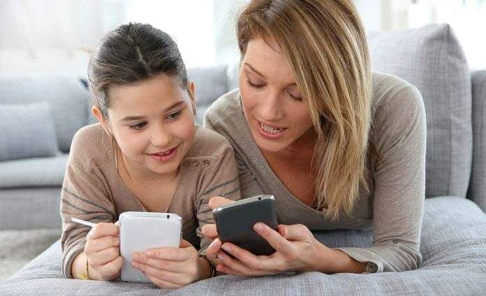 roditeljska kontrola interneta i mobitela