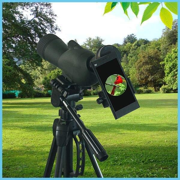 slikanje mobitelom sa teleskopom