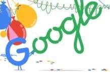 Google-19-ROĐENDAN
