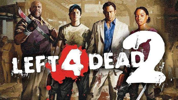 Left 4 Dead 1 & 2