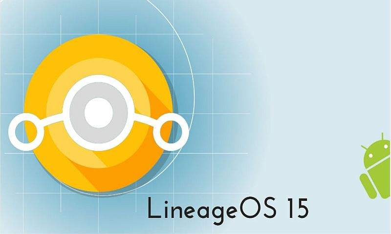 Lineage 15 OS