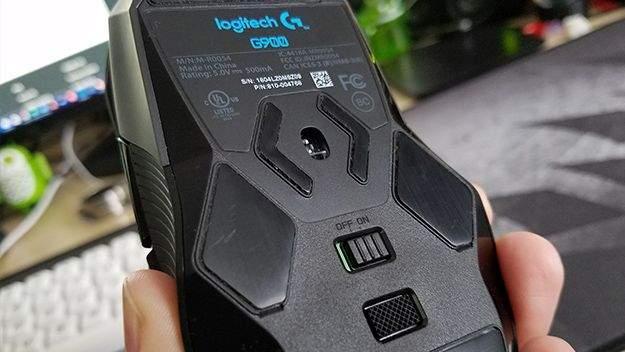Logitech G900 Chaos Spectrum miš