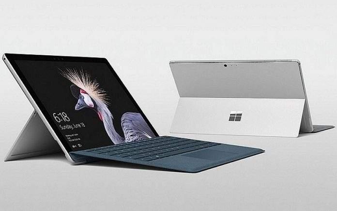 Micorosft-Surface-Pro