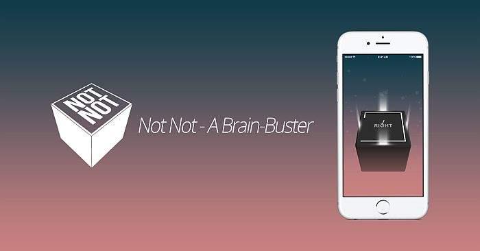 Not Not – A Brain Buster