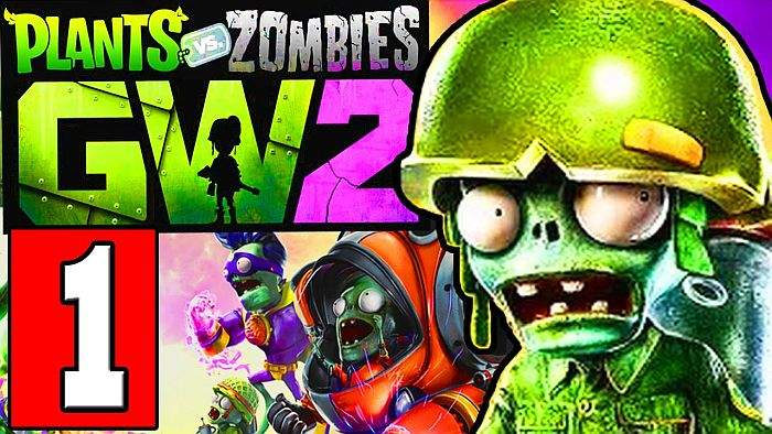Plants vs. Zombies (1 & 2)