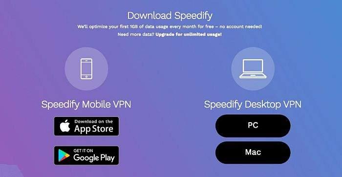 Speedify-VPN