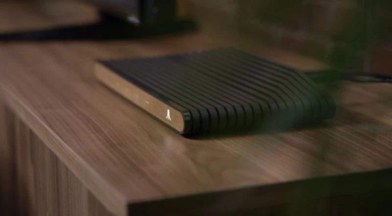 ataribox drvena verzija