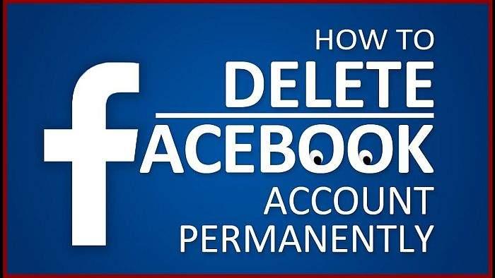 brisanje facebooka