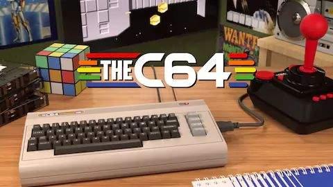 c64 mini 2018