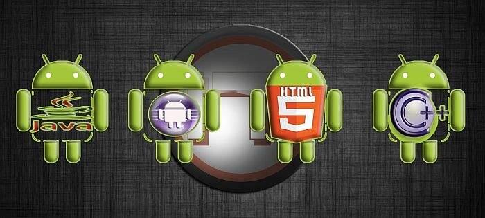 programski jezici za android