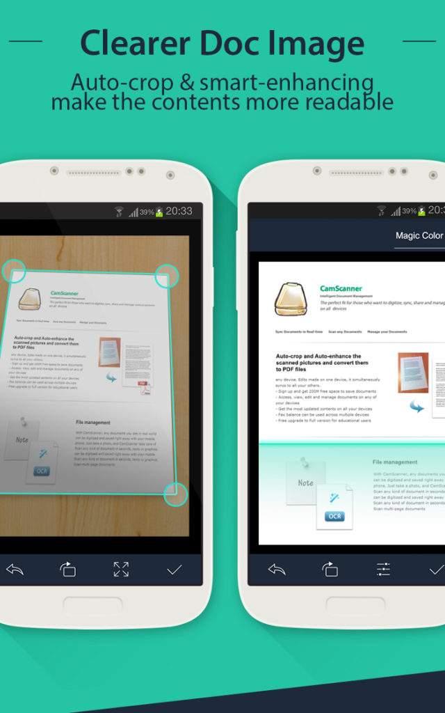 Korisne aplikacije za vaš smartfon! 8-camscanner