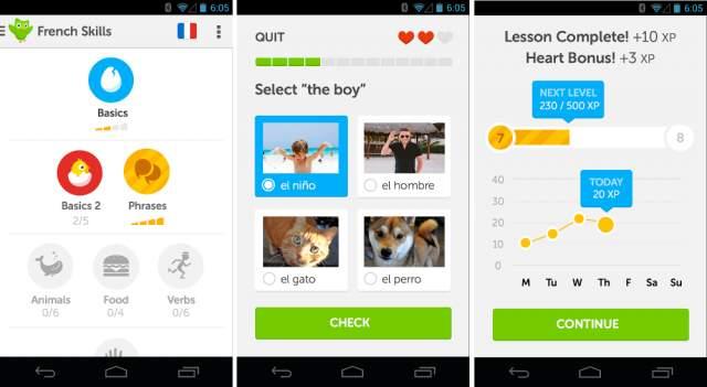 Korisne aplikacije za vaš smartfon! 9-duolingo