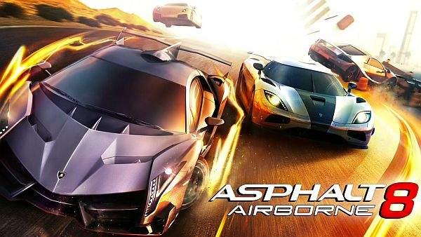 Asphalt 8 Airborne