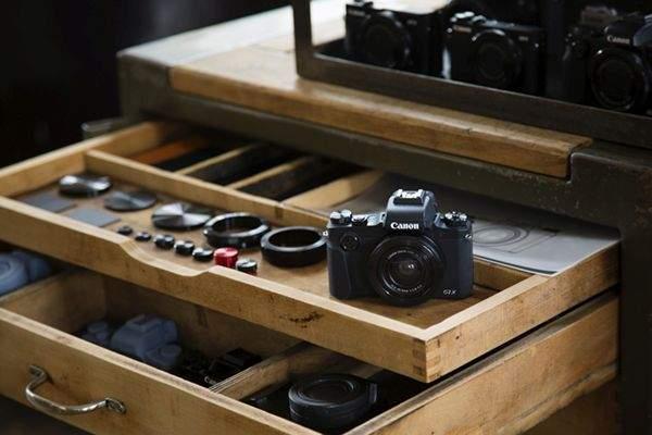 Canon PowerShot G1 X (III)