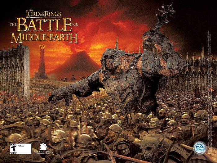 Lord of the Rings Battle for Middle-Earth 2