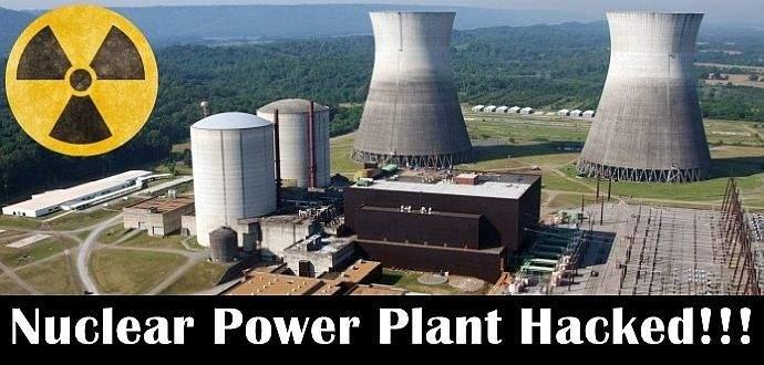hakiranje Gundremmingen nuklearne elektrane