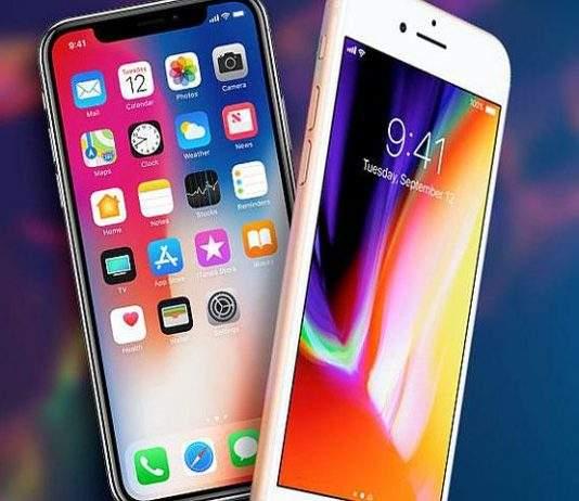 iphone-8plus vs iphone X