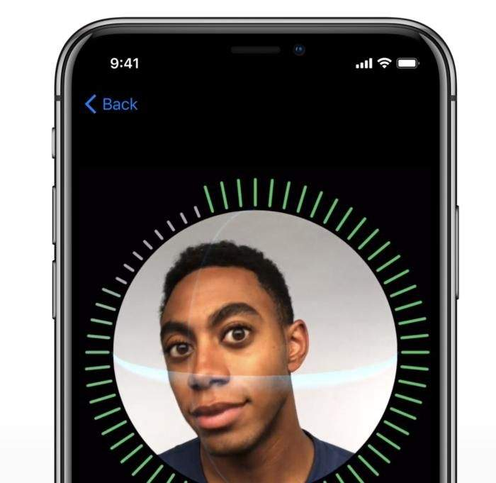 iphone x-face id
