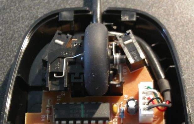 kotač za scrollanje u mišu