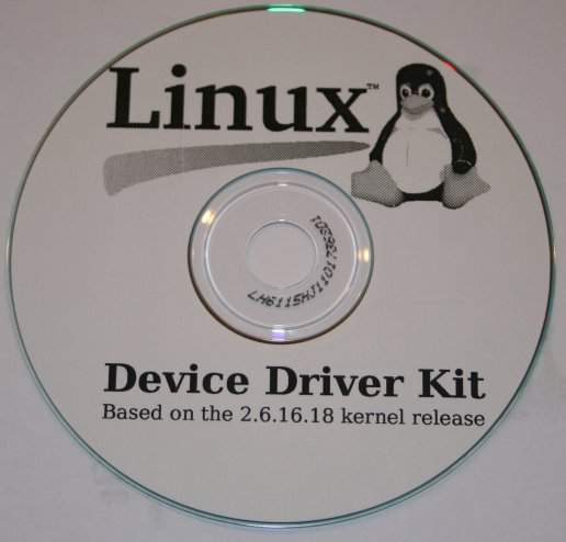 linux driveri