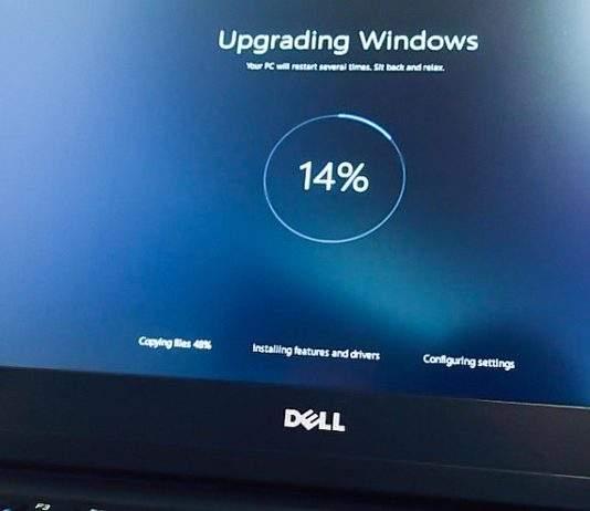 ažuriranje windowsa
