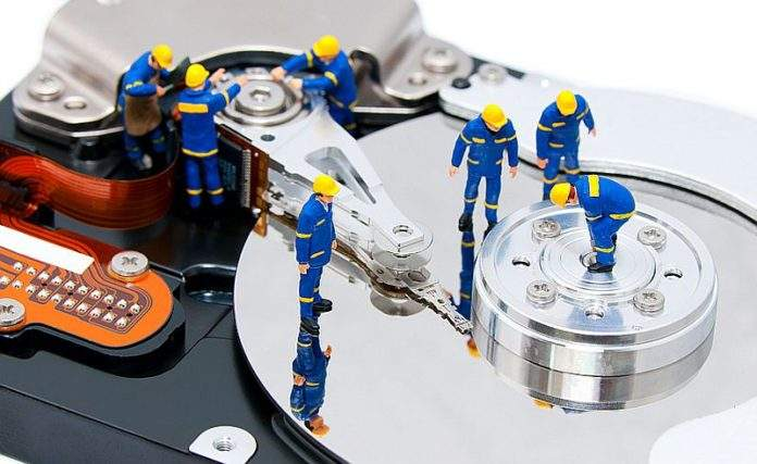 problemi sa diskom na računalu