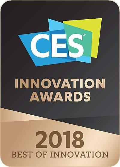 CES 2018 Best of Innovation Award
