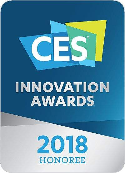 CES 205 2018 Innovation Awards Honoree