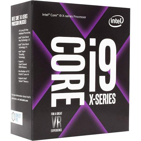 Intel Core i9- 7900X
