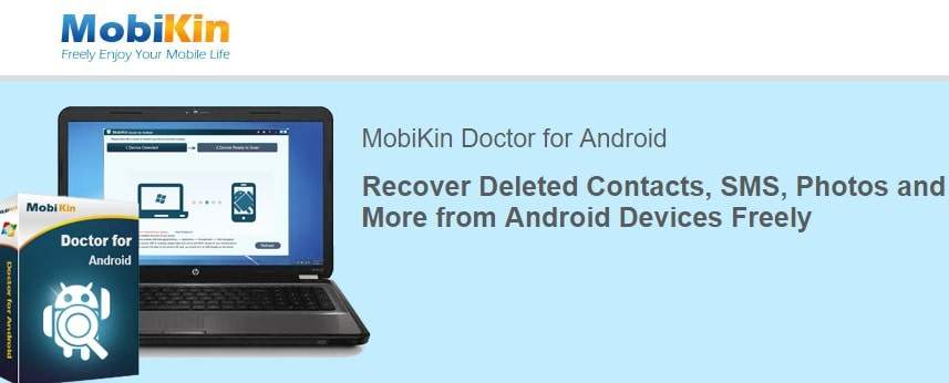MobiKin Doctor for Android.