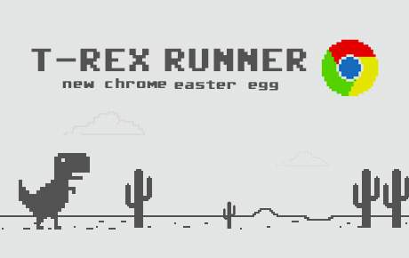 T-Rex Run google