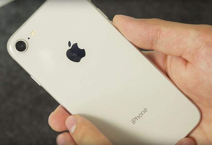 iphone 8 izgled