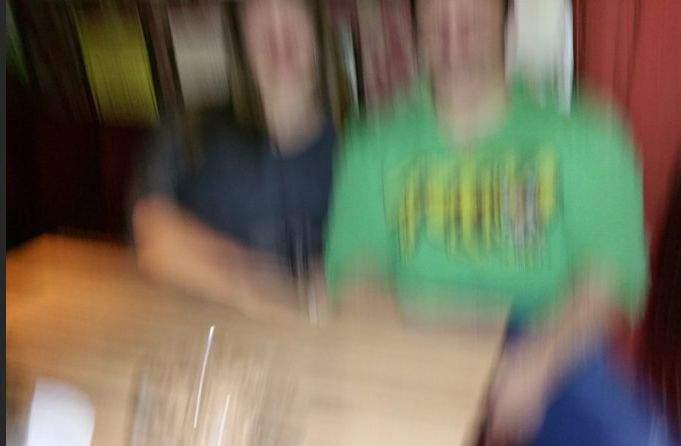 mutna slika zbog pomicanja kamere