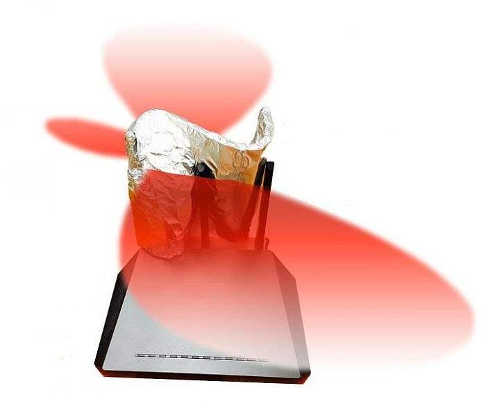 pojačavanje wi fi signala sa aluminijom