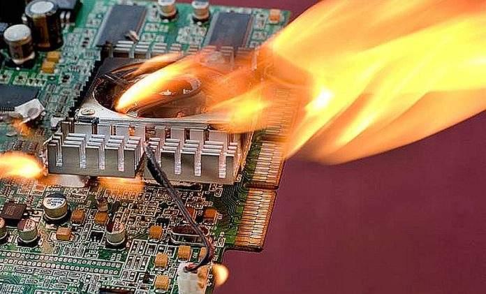 pregrijavanje računala