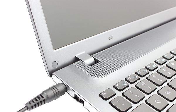 punjenje laptopa na struju