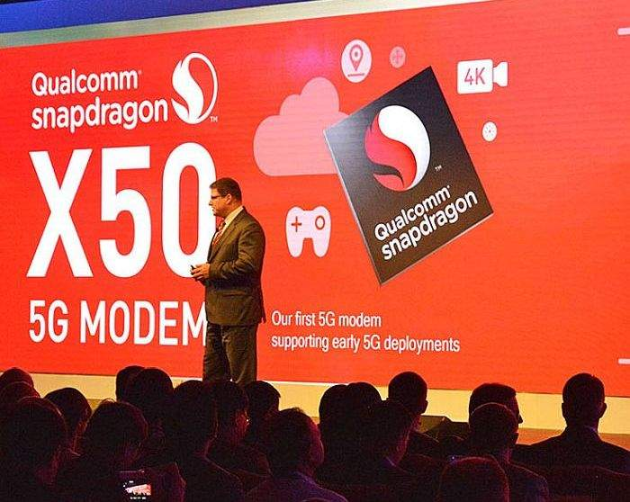 qualcomm X50 5G modem