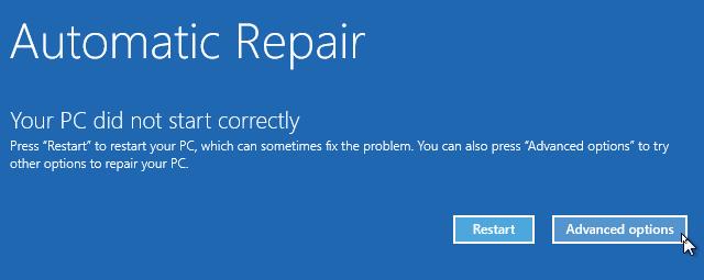 restart računala