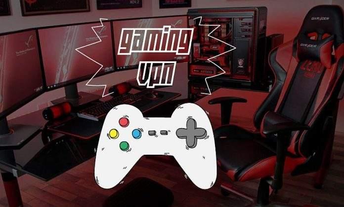 vpn za gaming