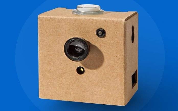 Google AIY Vision Kit Google